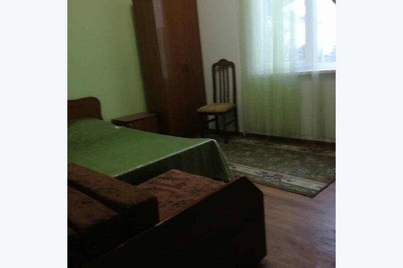 Двухместный номер с доп местом  стандарт, улица Просвещения, 107А, Адлер - Фотография 1