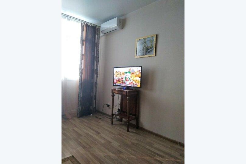 1-комн. квартира, 40 кв.м. на 3 человека, Парковая улица, 12, Севастополь - Фотография 6