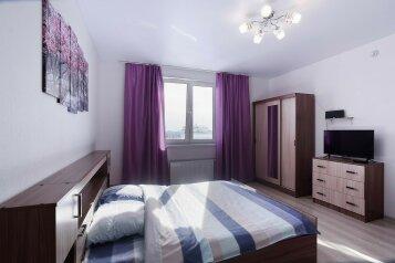 комфорт xxl:  Номер, Семейный, 4-местный, 1-комнатный, Гостиница, Парашютная, 38к2 на 9 номеров - Фотография 1