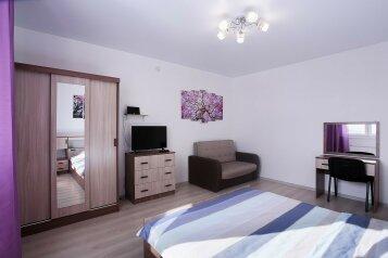 комфорт xxl:  Номер, Семейный, 4-местный, 1-комнатный, Гостиница, Парашютная, 38к2 на 9 номеров - Фотография 4