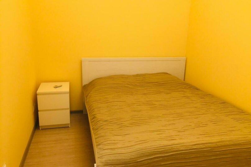 2-комн. квартира, 60 кв.м. на 5 человек, улица Васильченко, 6В, Партенит - Фотография 6