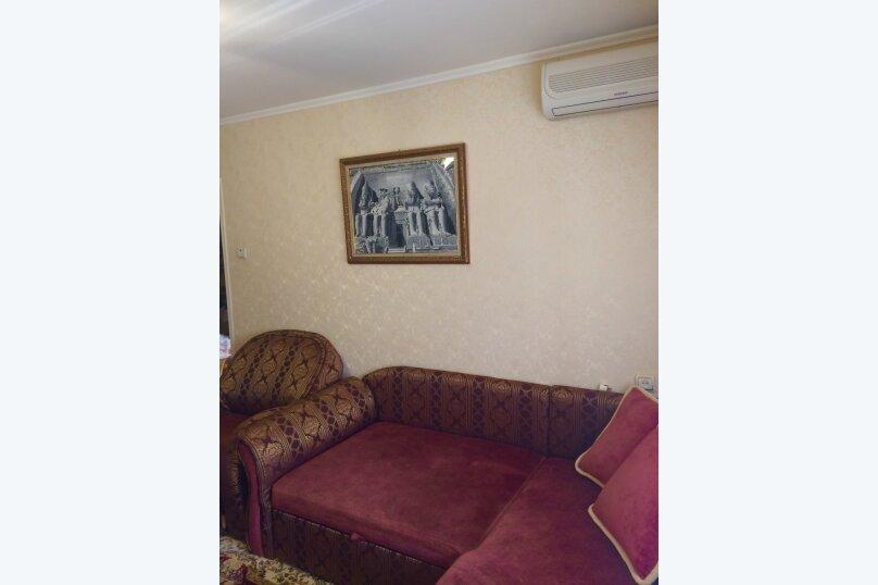 2-комн. квартира на 4 человека, улица Ленина, 43, Алушта - Фотография 4