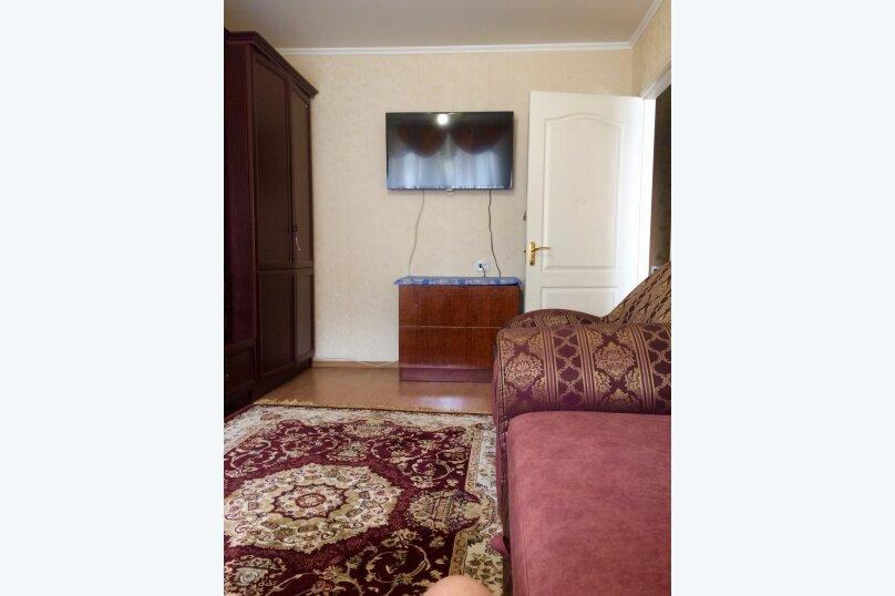 2-комн. квартира на 4 человека, улица Ленина, 43, Алушта - Фотография 5