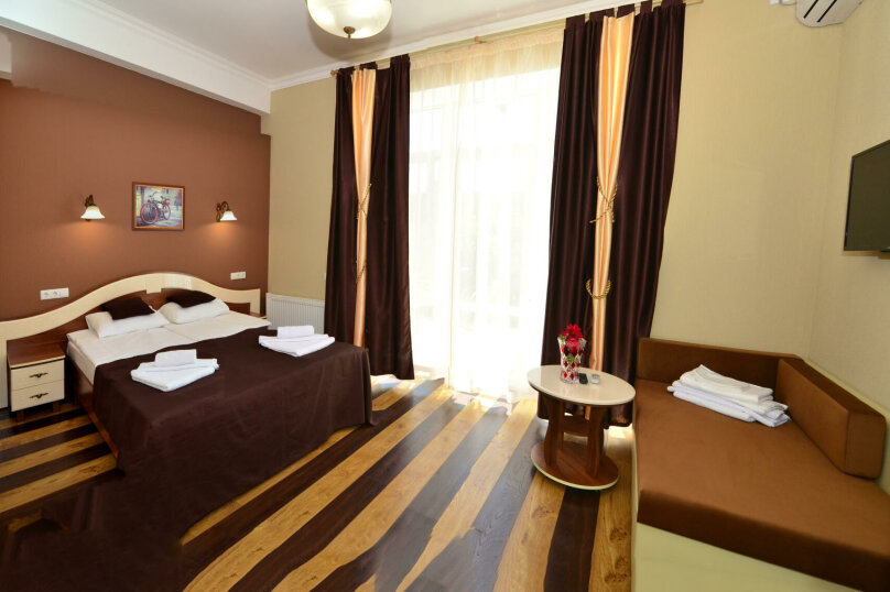 """Отель """"HORIZONT"""", Цветочная, 98 на 12 номеров - Фотография 43"""