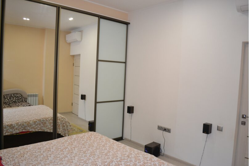 2-комн. квартира, 65 кв.м. на 4 человека, улица 9 Мая, 5, Гурзуф - Фотография 3