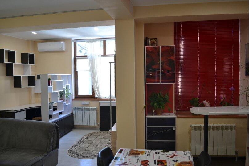 2-комн. квартира, 65 кв.м. на 4 человека, улица 9 Мая, 5, Гурзуф - Фотография 8