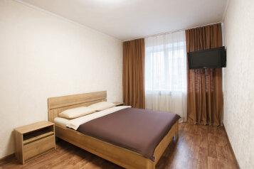 1-комн. квартира, 33 кв.м. на 4 человека, улица Парижской Коммуны, 14, Красноярск - Фотография 1