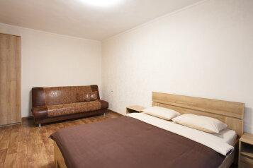 1-комн. квартира, 33 кв.м. на 4 человека, улица Парижской Коммуны, 14, Красноярск - Фотография 2