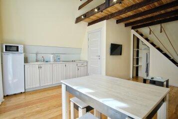 Коттеджный клуб, 45 кв.м. на 4 человека, 1 спальня, Квартал надежды, 6, Ольгинка - Фотография 2