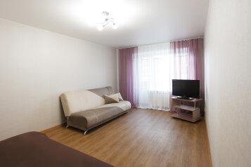 1-комн. квартира, 42 кв.м. на 4 человека, улица Сурикова, 53, Красноярск - Фотография 2