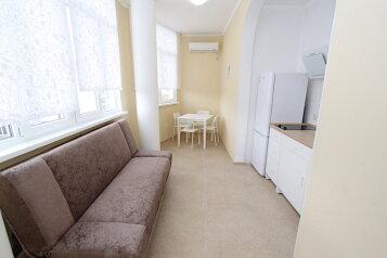4 Этаж 2 корпус:  Квартира, 4-местный, 2-комнатный, Гостиница, Черноморская набережная на 8 номеров - Фотография 4