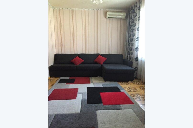 Дом, 75 кв.м. на 8 человек, 2 спальни, Харьковская улица, 201, Ейск - Фотография 1