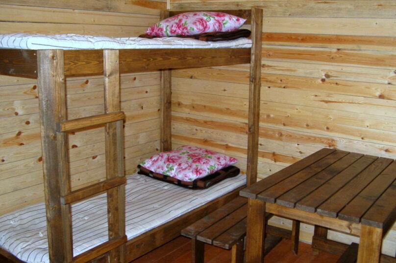 База отдыха в городе Волхвов, пос. Свирица, ул. Кондратьево на 5 номеров - Фотография 11