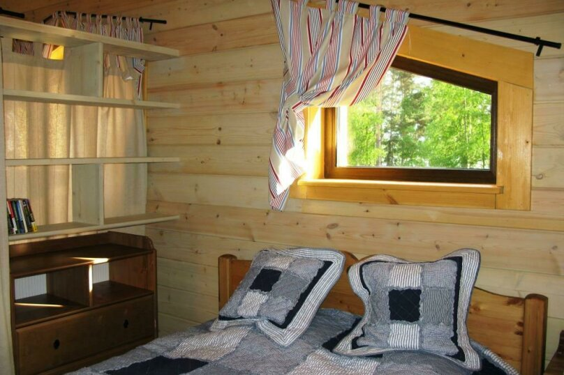Гостевой Дом, 75 кв.м. на 6 человек, 3 спальни, Озерная, 1, поселок Портовое - Фотография 10