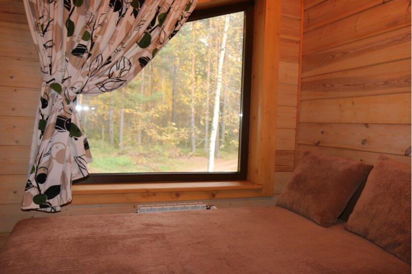 Гостевой Дом, 75 кв.м. на 6 человек, 3 спальни, Озерная, 1, поселок Портовое - Фотография 12