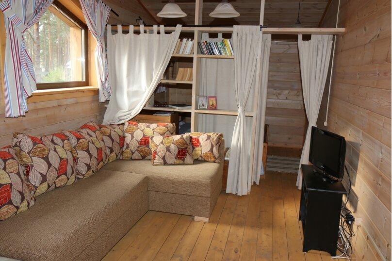Гостевой Дом, 75 кв.м. на 6 человек, 3 спальни, Озерная, 1, поселок Портовое - Фотография 18