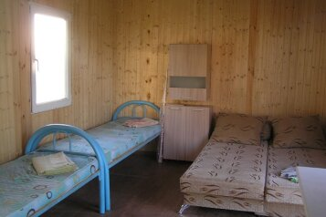 Домик летний на 4 чел с удобствами, 22 кв.м. на 4 человека, 1 спальня, Делегатская улица, 84А, Должанская - Фотография 2