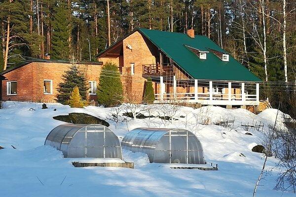 Дом, 250 кв.м. на 12 человек, 7 спален, Мельниковское сельское поселение, улица Калинина, 12, Санкт-Петербург - Фотография 1