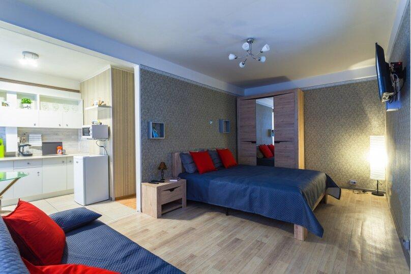 1-комн. квартира, 33 кв.м. на 4 человека, улица Орджоникидзе, 37к2, Санкт-Петербург - Фотография 7