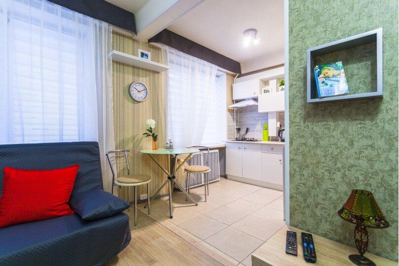 1-комн. квартира, 33 кв.м. на 4 человека, улица Орджоникидзе, 37к2, Санкт-Петербург - Фотография 10