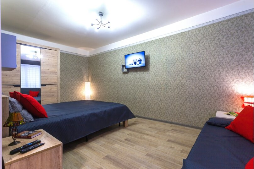 1-комн. квартира, 33 кв.м. на 4 человека, улица Орджоникидзе, 37к2, Санкт-Петербург - Фотография 11