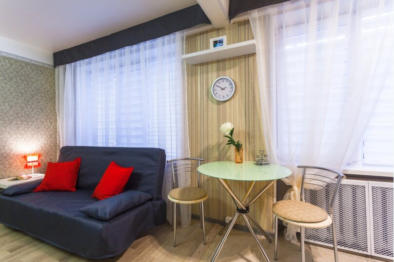 1-комн. квартира, 33 кв.м. на 4 человека, улица Орджоникидзе, 37к2, Санкт-Петербург - Фотография 14