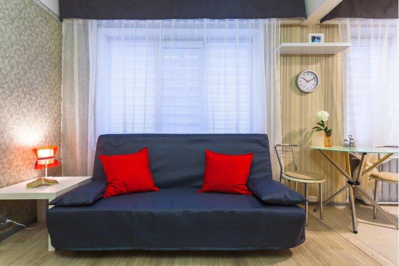 1-комн. квартира, 33 кв.м. на 4 человека, улица Орджоникидзе, 37к2, Санкт-Петербург - Фотография 17