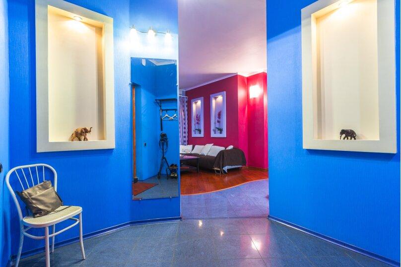 3-комн. квартира, 80 кв.м. на 8 человек, Басков переулок, 26, Санкт-Петербург - Фотография 2