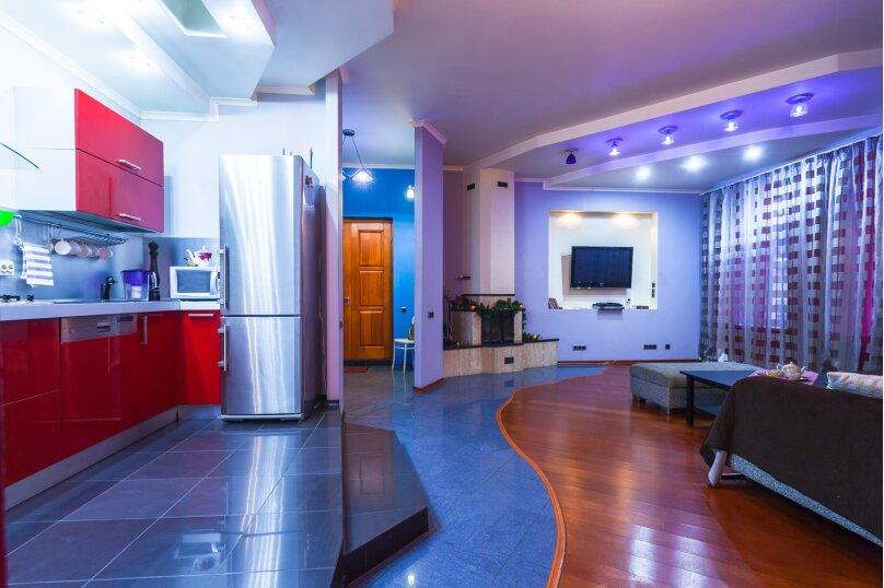 3-комн. квартира, 80 кв.м. на 8 человек, Басков переулок, 26, Санкт-Петербург - Фотография 5