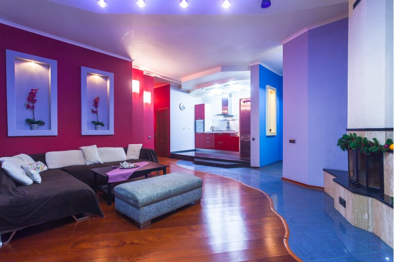 3-комн. квартира, 80 кв.м. на 8 человек, Басков переулок, 26, Санкт-Петербург - Фотография 6