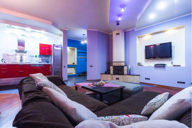 3-комн. квартира, 80 кв.м. на 8 человек, Басков переулок, 26, Санкт-Петербург - Фотография 13