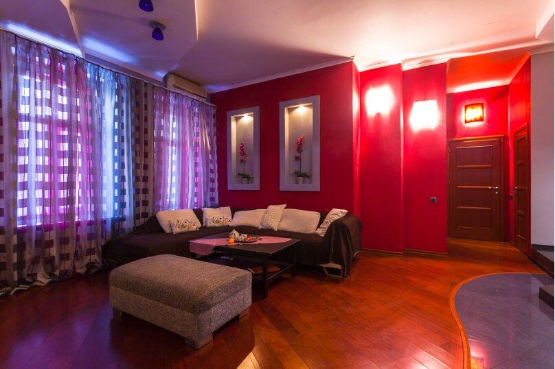 3-комн. квартира, 80 кв.м. на 8 человек, Басков переулок, 26, Санкт-Петербург - Фотография 14
