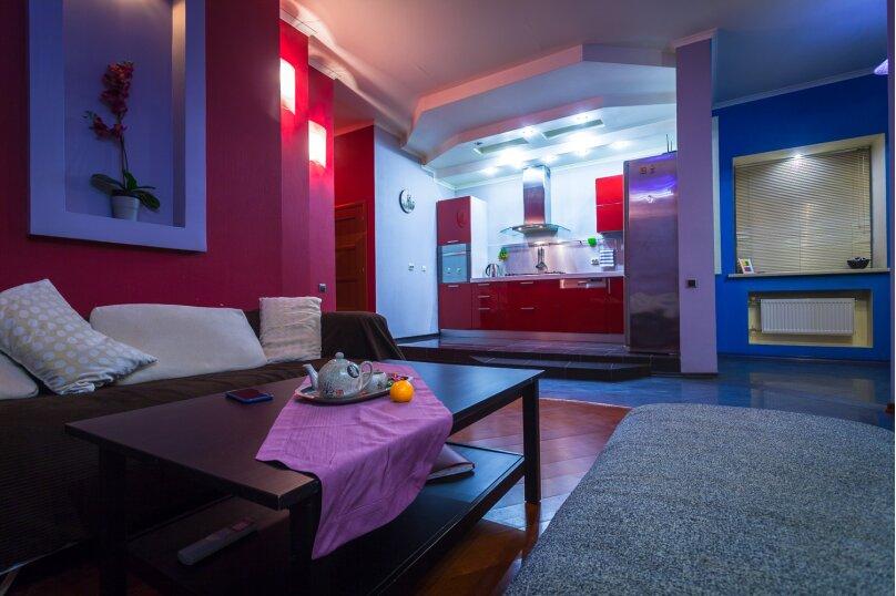 3-комн. квартира, 80 кв.м. на 8 человек, Басков переулок, 26, Санкт-Петербург - Фотография 17