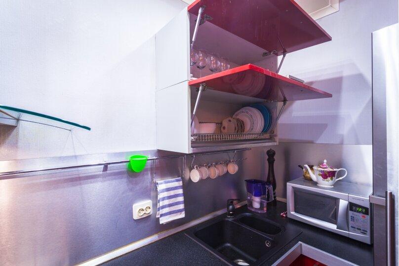 3-комн. квартира, 80 кв.м. на 8 человек, Басков переулок, 26, Санкт-Петербург - Фотография 21