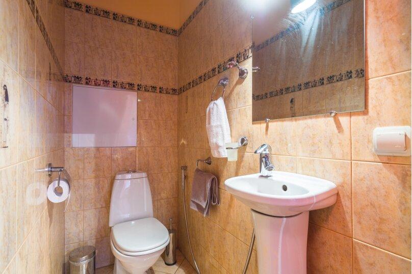 3-комн. квартира, 80 кв.м. на 8 человек, Басков переулок, 26, Санкт-Петербург - Фотография 25