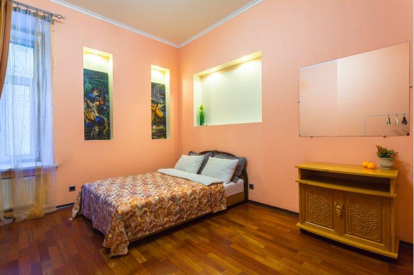 3-комн. квартира, 80 кв.м. на 8 человек, Басков переулок, 26, Санкт-Петербург - Фотография 26