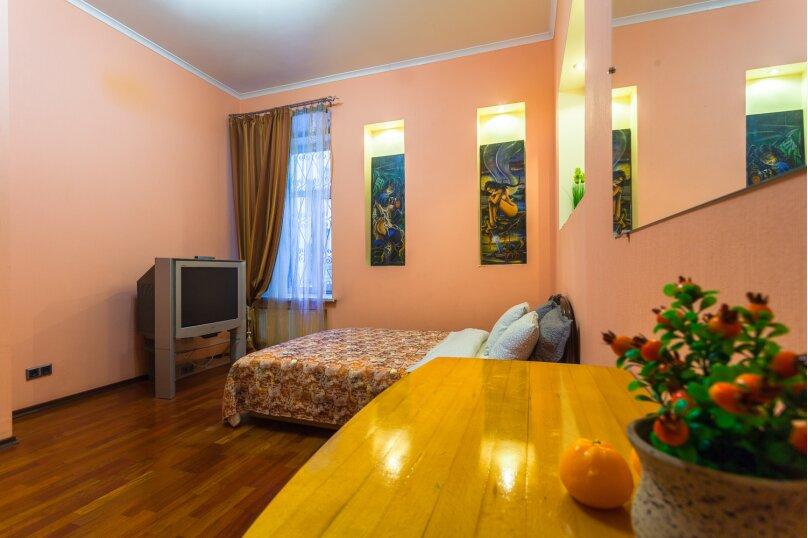 3-комн. квартира, 80 кв.м. на 8 человек, Басков переулок, 26, Санкт-Петербург - Фотография 27