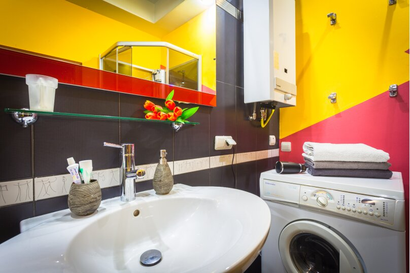 3-комн. квартира, 80 кв.м. на 8 человек, Басков переулок, 26, Санкт-Петербург - Фотография 33