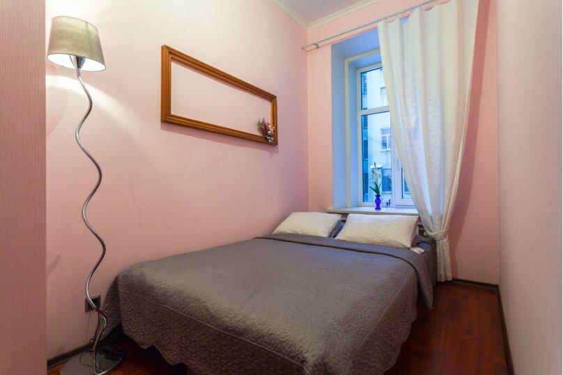 3-комн. квартира, 80 кв.м. на 8 человек, Басков переулок, 26, Санкт-Петербург - Фотография 34