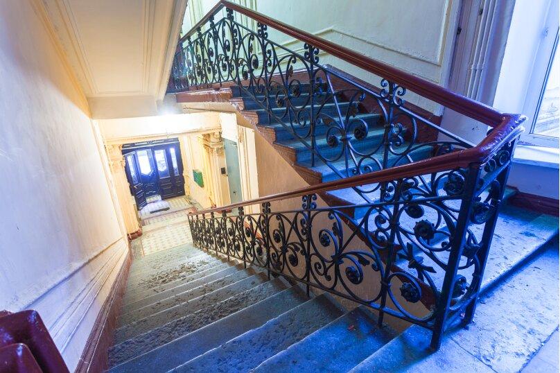 3-комн. квартира, 80 кв.м. на 8 человек, Басков переулок, 26, Санкт-Петербург - Фотография 35