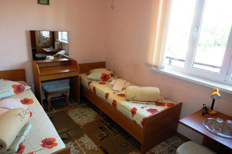 2-х местный эконом раздельные кровати (1,3), улица Победы, 181, Лазаревское - Фотография 1