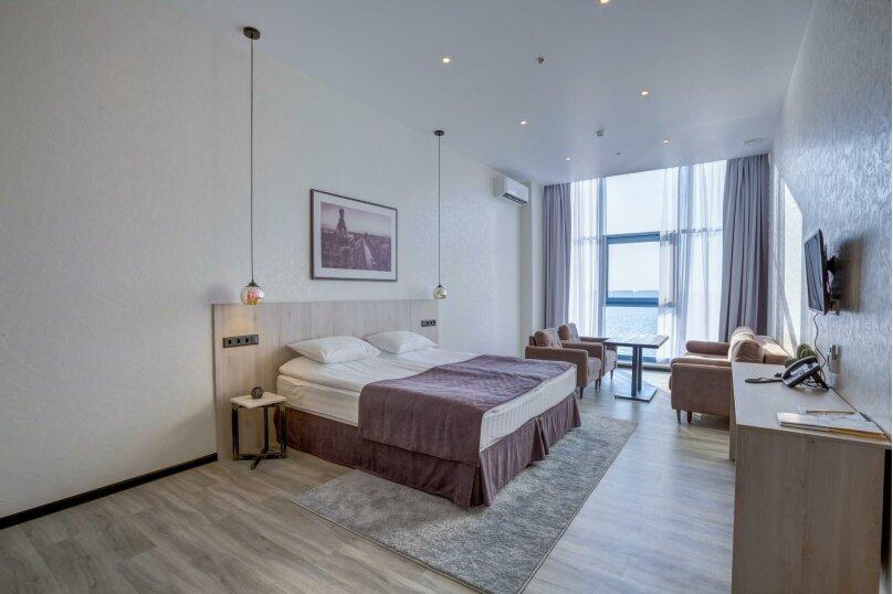 Junior Suite c двуспальной или двумя раздельными кроватями, Приморский проспект, 72А, Санкт-Петербург - Фотография 1