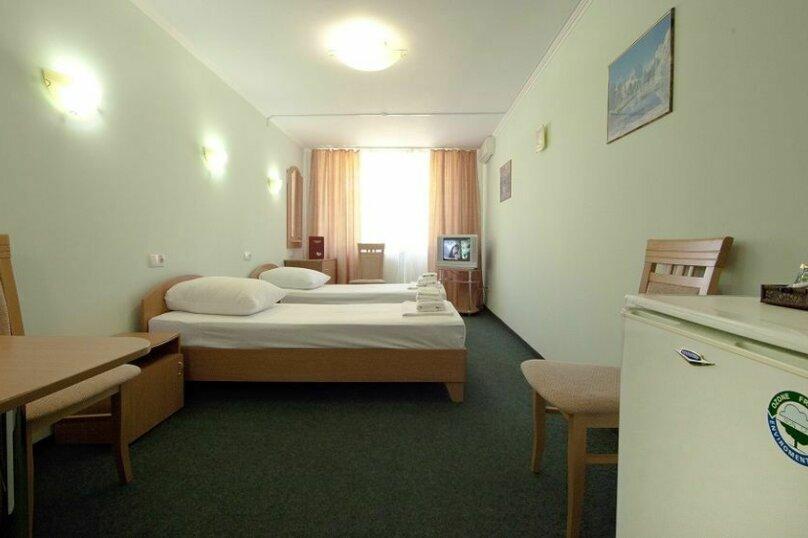 """1-комнатный 2-местный """"Стандарт"""" 1 корпус, Морская улица, 11А, Саки - Фотография 2"""