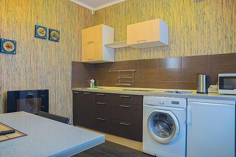 1-комн. квартира на 3 человека, улица Алексеева, 47, Красноярск - Фотография 2