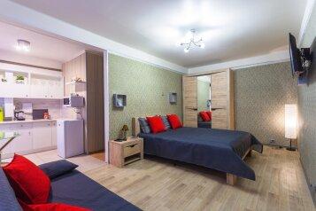 1-комн. квартира, 33 кв.м. на 4 человека, улица Орджоникидзе, 37к2, Санкт-Петербург - Фотография 1