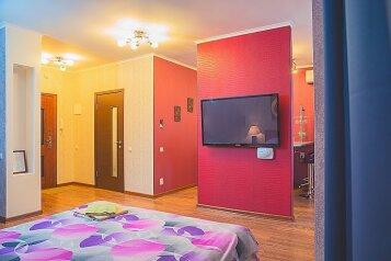 1-комн. квартира, 45 кв.м. на 4 человека, улица Алексеева, Советский район, Красноярск - Фотография 3