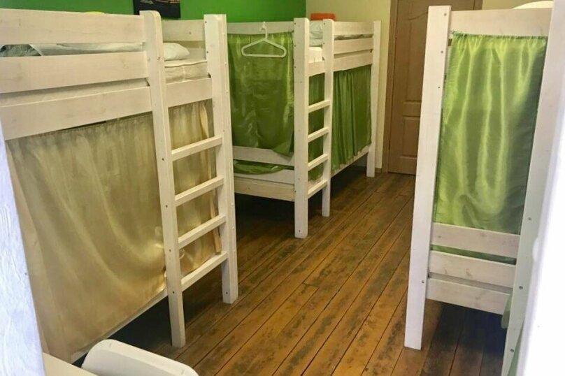 Восьмиместная мужская комната, улица Черняховского, 24Г, Санкт-Петербург - Фотография 1