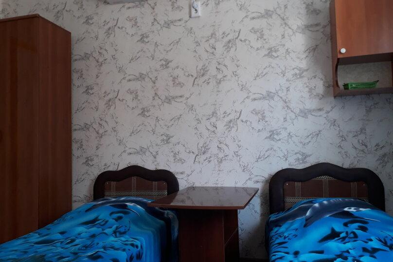 Двухместный номер со всеми удобствами, Высотная улица, 20А, Голубицкая - Фотография 1
