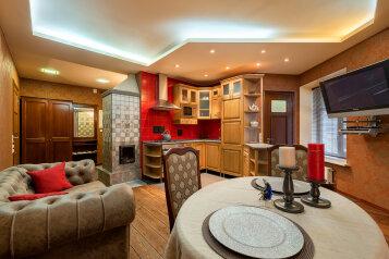 2-комн. квартира, 55 кв.м. на 5 человек, Тучков переулок, 11/5Б, Санкт-Петербург - Фотография 1