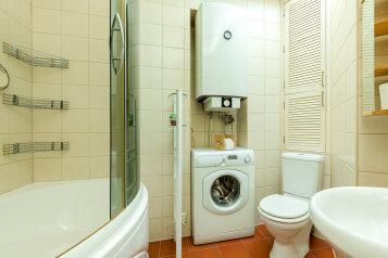 2-комн. квартира, 55 кв.м. на 5 человек, Тучков переулок, 11/5Б, Санкт-Петербург - Фотография 2